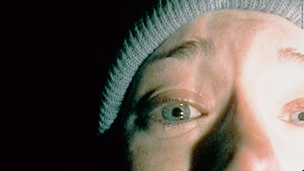 "Heather Donahue acts in ""The Blair Witch Project."" The 1999 horror film may change the way you view the woods."