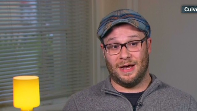 Seth Rogen slams senators