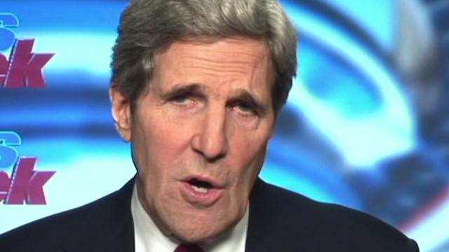 Kerry to Russia: 'Time for diplomacy'