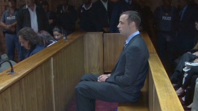 Pistorius to argue fear at murder trial