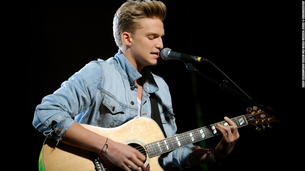 "Australian singer Cody Simpson is the youngest participant in this year's ""DWTS"" lineup, and he's dancing with first-time pro Witney Carson."