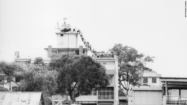 The Fall of Saigon: 40 years later -- By Matt Gannon, CNN