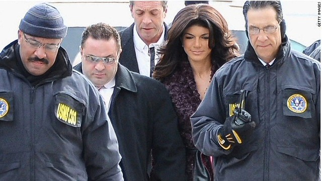 'Real Housewives' stars plead guilty