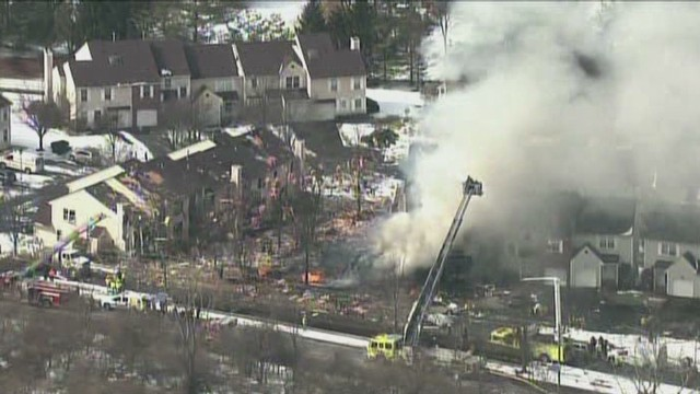 Explosion rips through New Jersey complex