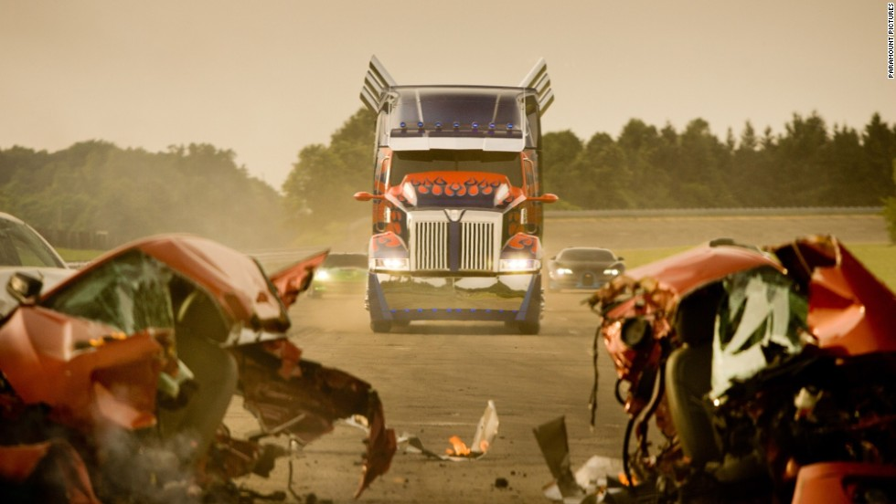 'Transformers: Age of Extinction': What's the verdict?