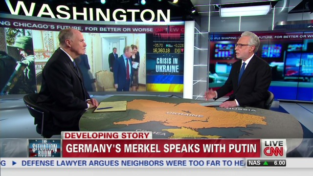 Fmr. Obama adviser: Putin not crazy