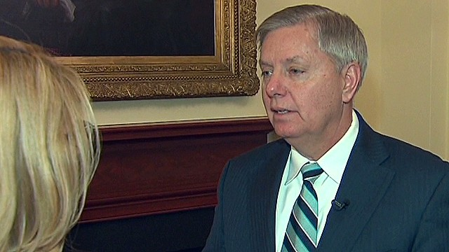 Does Sen. Graham stand by Benghazi remarks?