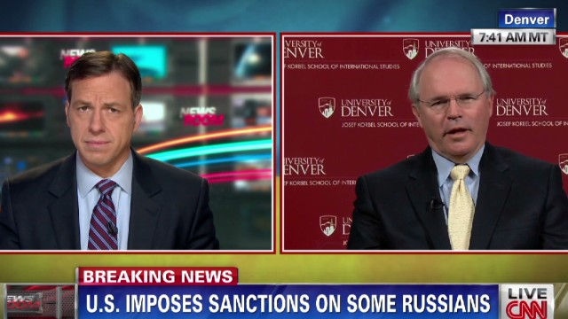 New Russia sanctions won't have much effect