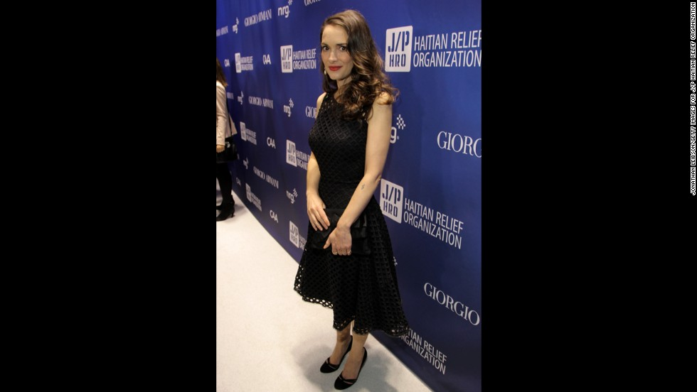 "Winona Ryder was the butt of many jokes after a 2002 <a href=""http://content.time.com/time/magazine/article/0,9171,388993,00.html"" target=""_blank"">conviction for grand theft and vandalism</a> following an incident at Saks Fifth Avenue in Beverly Hills, California. In 2012, she starred in the film ""The Iceman."""