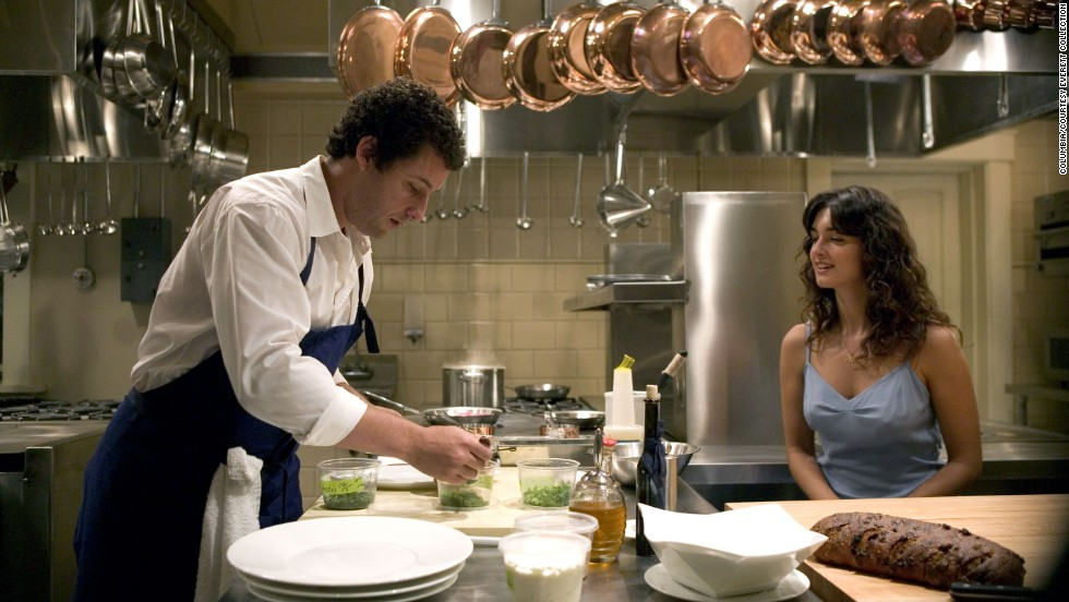 "<strong>""Spanglish"" (2004):</strong>  Adam Sandler and Paz Vega star in this film about a Mexican single mother who moves in as the housekeeper for a chef and his wife."