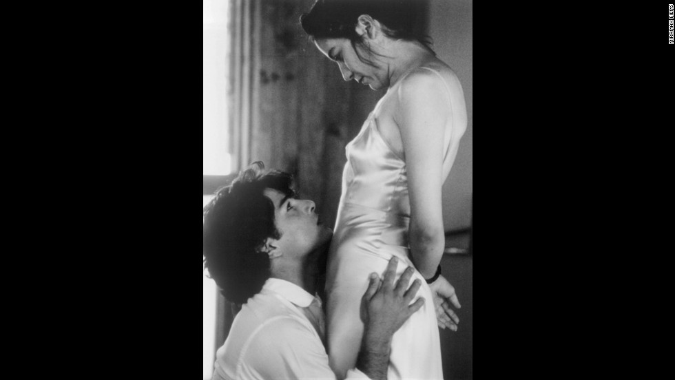 "<strong>""Like Water for Chocolate"" (1992):</strong> Marco Leonardi  and Lumi Cavazos star in this <a href=""http://www.cnn.com/2013/10/31/showbiz/movies/sex-scenes-movies-gallery/"">very sexy film</a> about a forbidden love affair in Mexico in the early 1900s."