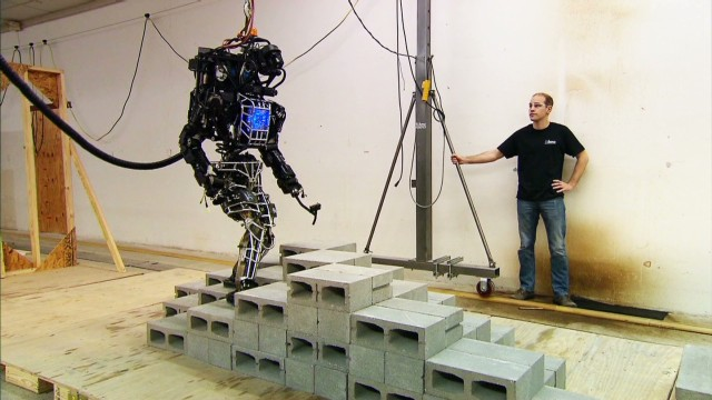 Could this robot help disarm landmines?