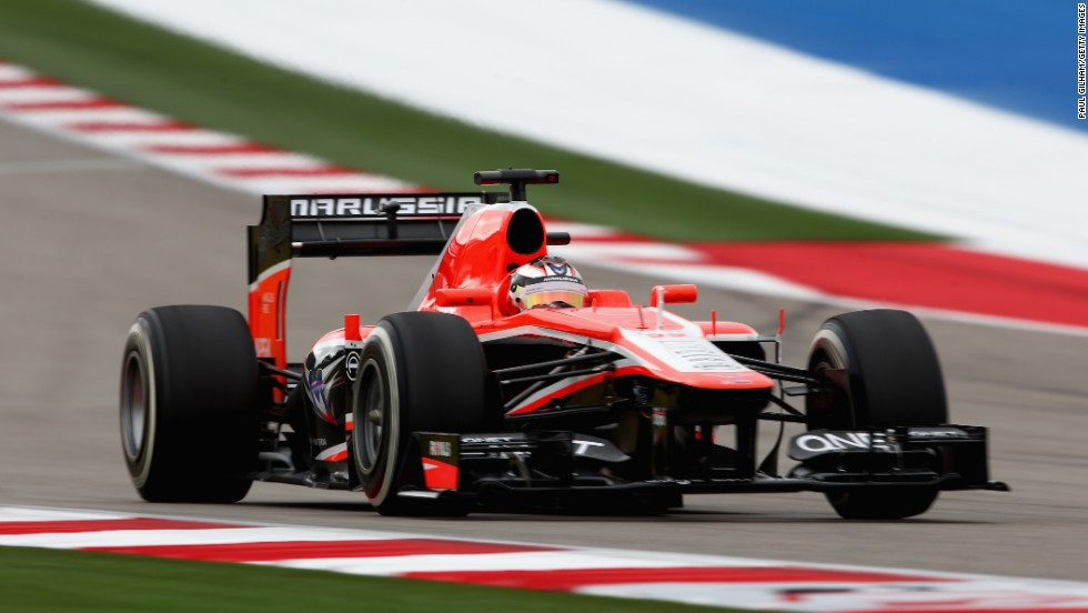 The Marussia Formula One Team is owned by Russian Marussia Motors supercar marque.