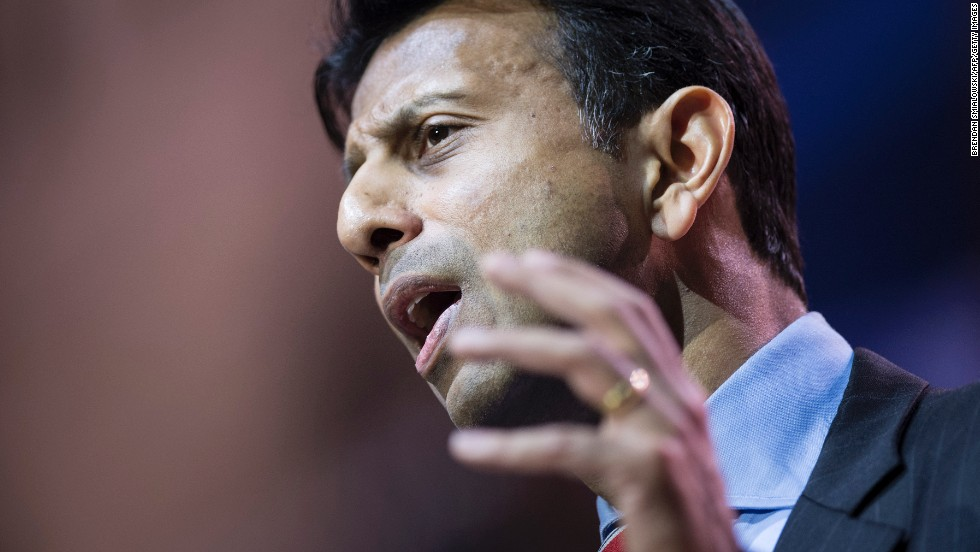 "Louisiana Gov. Bobby Jindal told conservatives, ""We have long thought and said this President is a smart man. It may be time to revisit that assumption."""