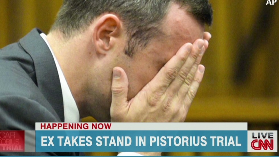 Pistorius' ex: He would scream at me - CNN Video