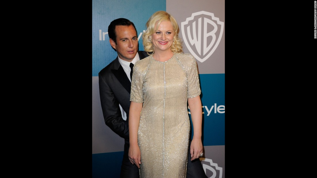 "Will Arnett shocked fans when he ended his marriage to Amy Poehler. According to <a href=""http://www.people.com/people/article/0,,20807684,00.html"" target=""_blank"">People magazine</a>, Arnett filed for divorce in April 2014. The couple, who tied the knot in 2003, first announced their separation in 2012."