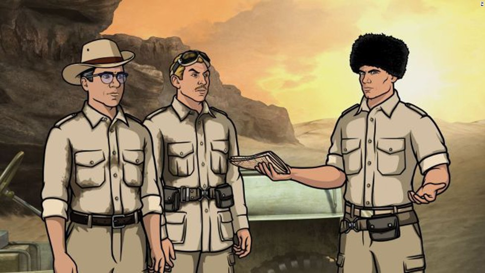 "The fourth season of FX's animated adult comedy ""Archer"" is coming to Netflix in its full raucous glory on March 8."
