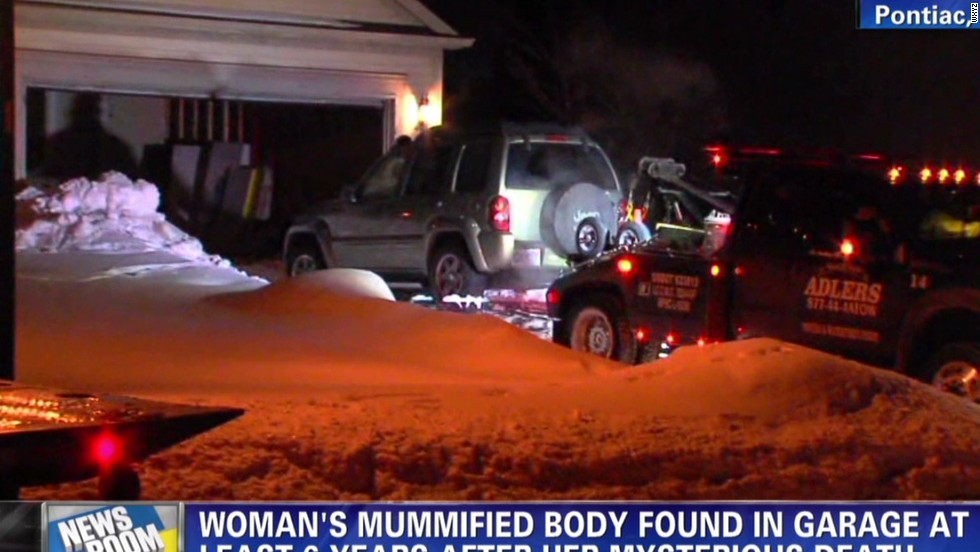 Michigan woman's auto-payments hid her death for over 5 years
