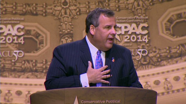 Gov. Chris Christie at CPAC