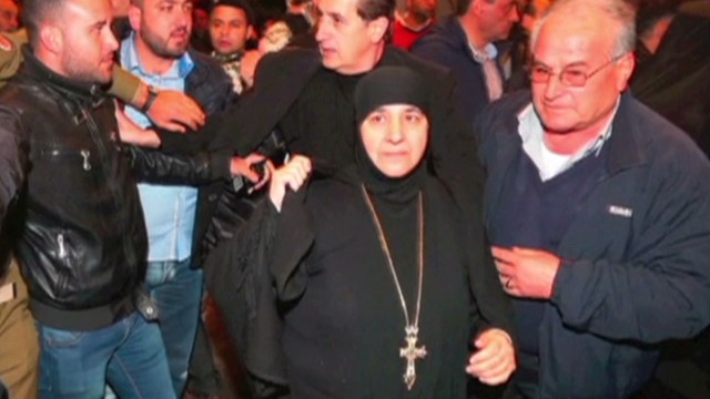 Kidnapped nuns set free