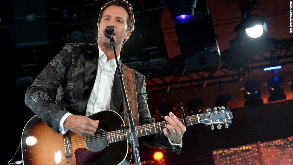 "Luke Bryan's multimillion-selling album, ""Crash My Party,"" helped him earn a pile of money in 2013: $34 million, by Forbes' reckoning."