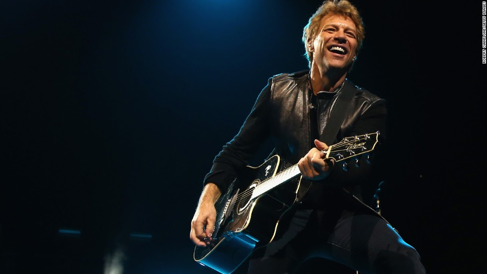The group Bon Jovi released a new album in 2013 and made $29,436,801.04, placing them at No. 4.