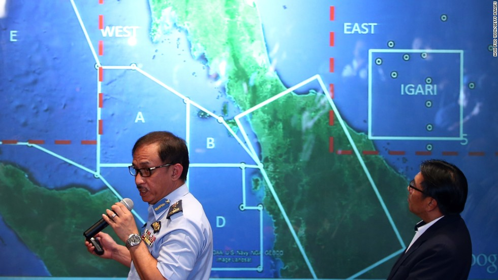 Malaysia Airlines Flight 370: How do passenger jets change flight paths?