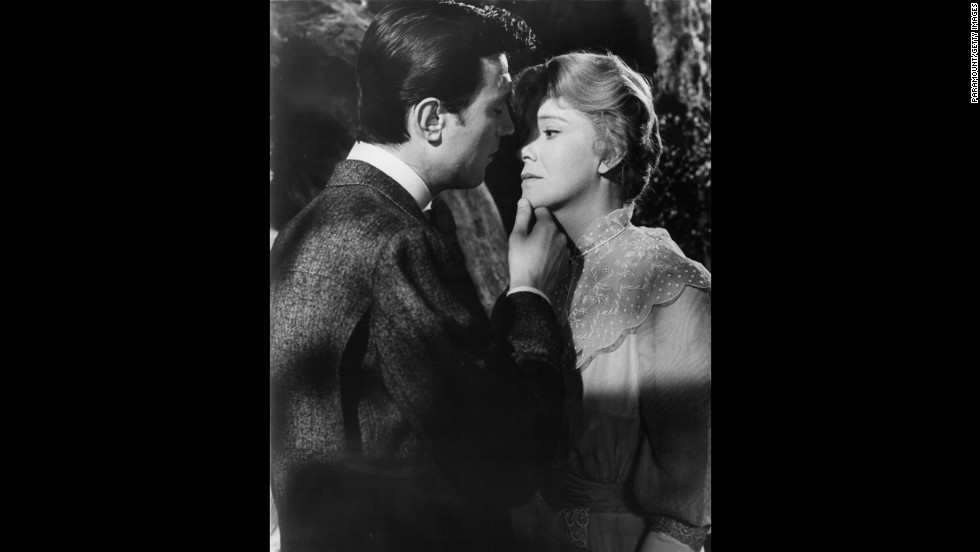 "Laurence Harvey and Geraldine Page appeared in ""Summer and Smoke"" in 1961."