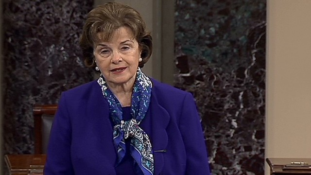 Inside Politics: Feinstein & CIA spying