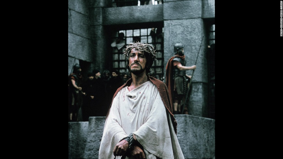 "<strong>""The Greatest Story Ever Told"": </strong>Max von Sydow plays Jesus Christ in this 1965 biblical epic, which originally clocked in at more than four hours. The sprawling, star-studded cast -- which critics said was distracting -- also includes Charlton Heston, Claude Rains, Telly Savalas, Roddy McDowall, Angela Lansbury, Sidney Poitier and John Wayne."