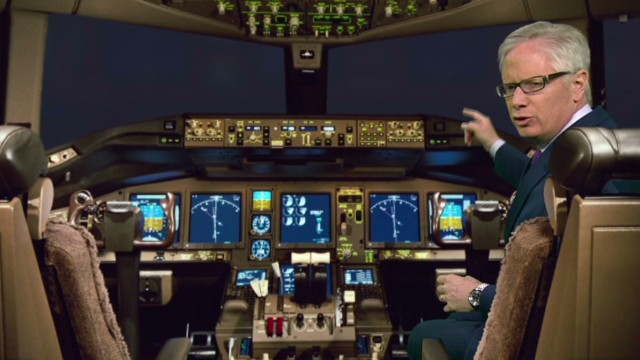 Take a virtual look inside a Boeing 777