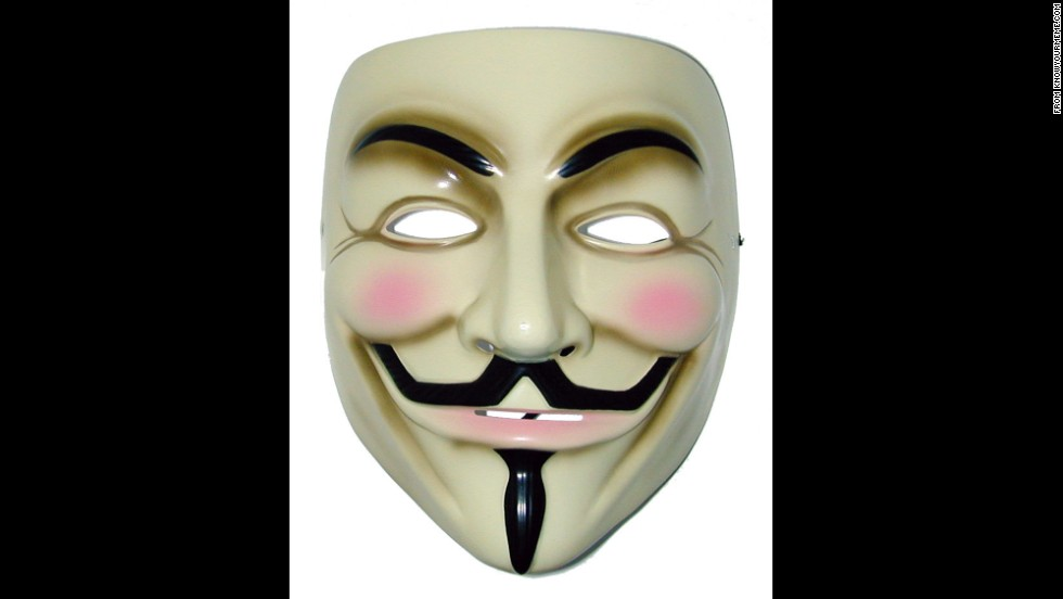 "Anonymous started in 2003 on 4chan's /b/ board as a group that would occasionally pull mass pranks on other online communities. The group is now known for ""hacktivism."""