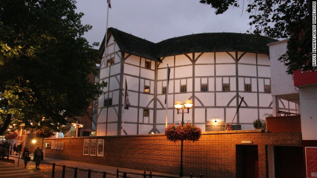The Globe Theatre in London seeks to further the experience of Shakespeare.