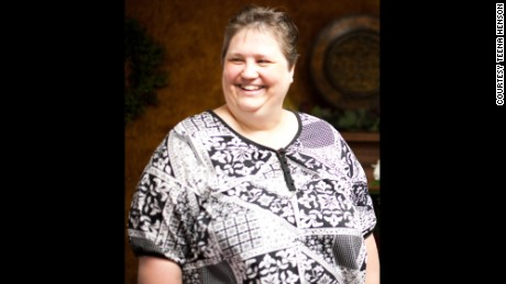 Woman ditches diets, loses 160 pounds