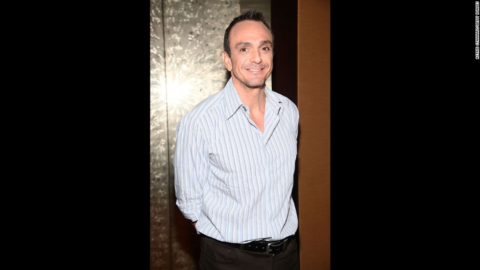 "We haven't seen as much of actor Hank Azaria as we'd like, but we have certainly heard from him a great deal on ""The Simpsons."" He rang in his 50th year in April."