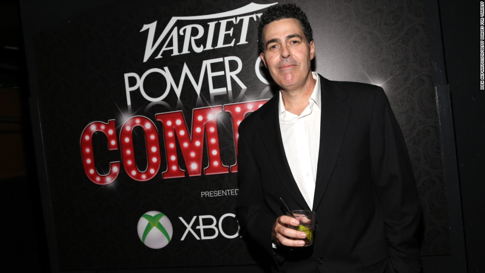 We hope Adam Carolla will never stop being young at heart with his boyish humor. The comedian/host turned 50 on May 27.