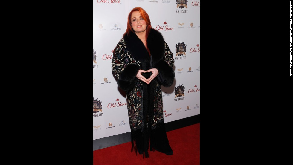 Wynonna Judd turned 50 on May 30. Now there's something to sing about.