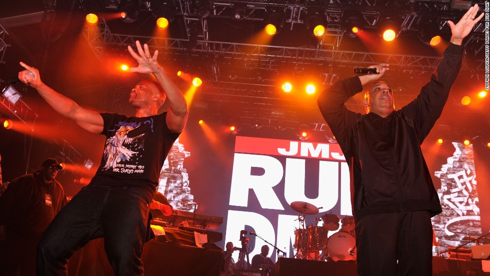 Both Darryl McDaniels and Joseph Simmons of Run DMC celebrate their 50th birthdays this year. McDaniels' big day was in May, and Simmons' 50th follows in November.