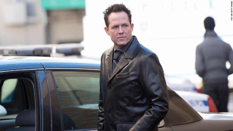 "Inquiring minds wonder if Dean Winters does his own stunts as ""Mayhem"" in those Allstate commercials. He's in great shape."