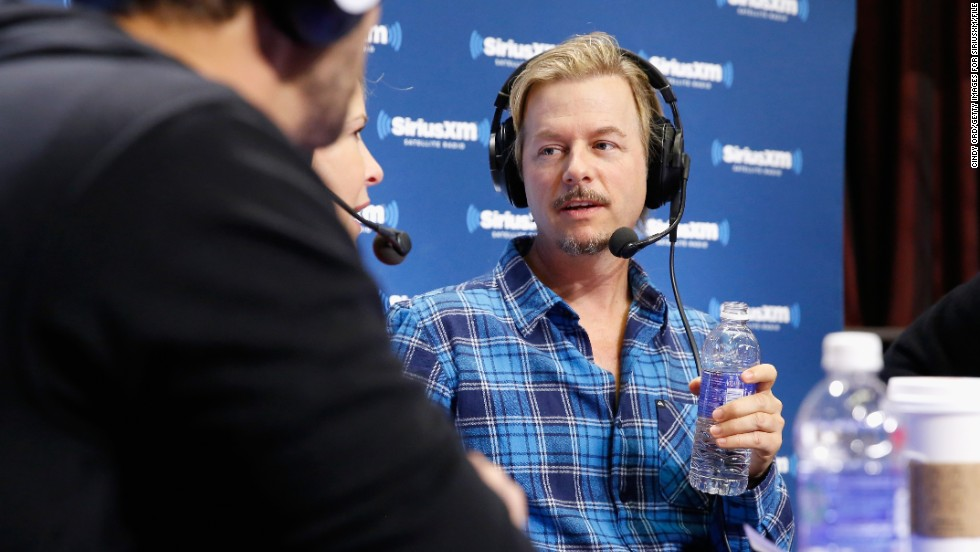 "David Spade also celebrated the big 5-0 on July 22. From appearing in the movie ""Grown Ups"" to being an official grown-up, Spade wears it well."