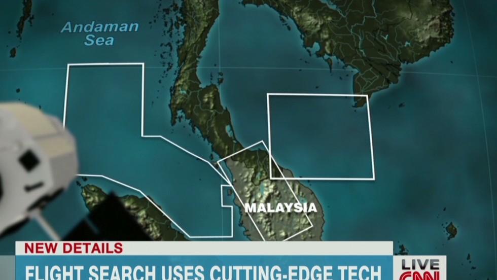 Using high-tech tools to find flight 370 - CNN Video