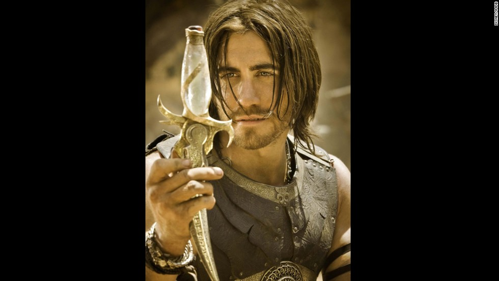"Jake Gyllenhaal played Dastan in ""Prince of Persia: The Sands of Time"" in 2010. The<a href=""http://www.cnn.com/2010/SHOWBIZ/Movies/06/18/color.blind.casting/""> choice left many fans unhappy</a>."