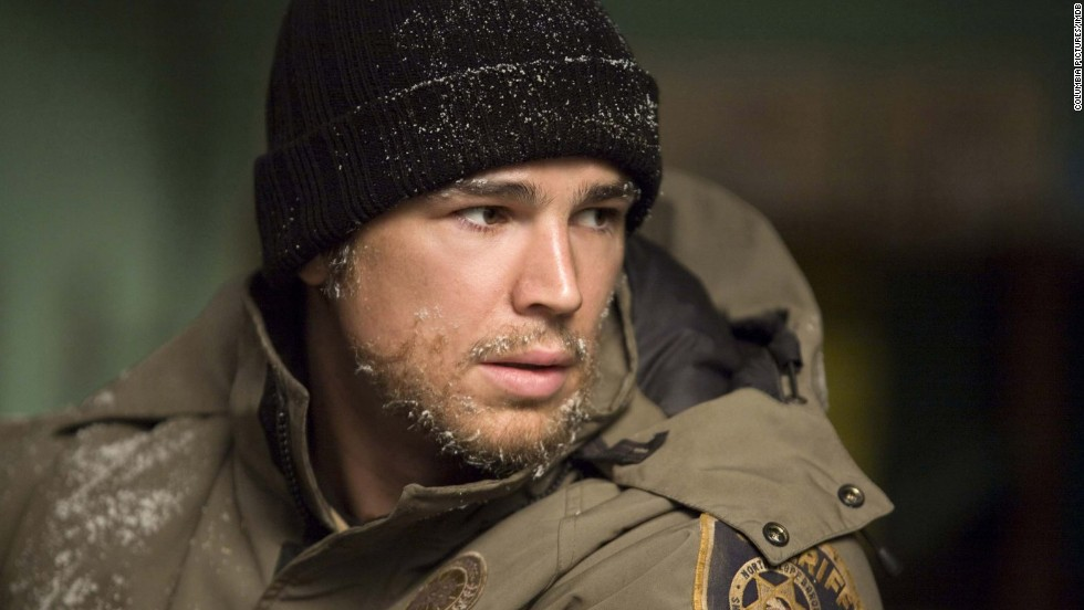 "Josh Hartnett played Eben Oleson in the 2007 film ""30 Days of Night."" In the comic book the film is based on, the character is an Alaskan sheriff of Inuit descent."