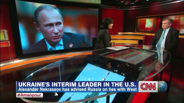 Former Kremlin adviser talks Crimea