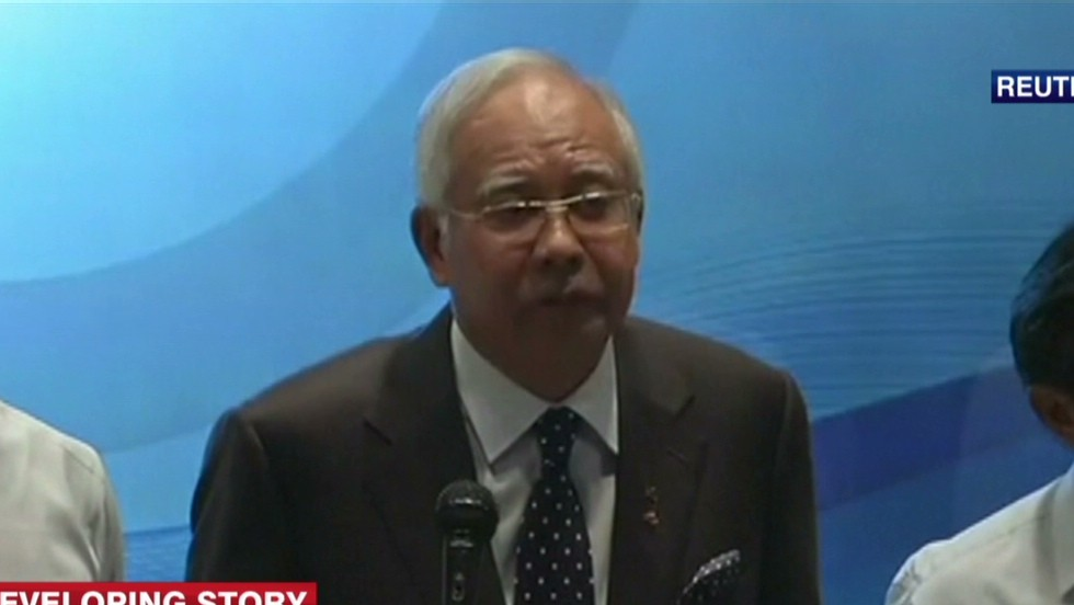 Malaysian PM points to deliberate action - CNN Video