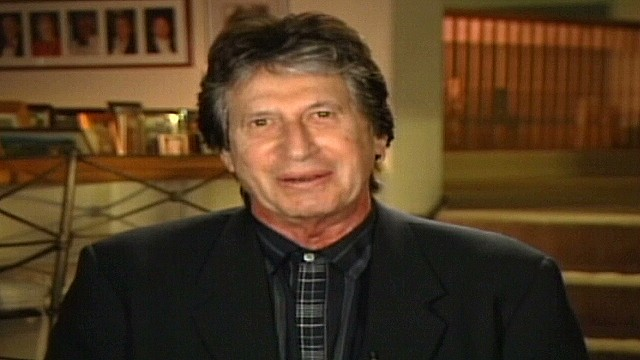 2005: David Brenner recalls comedy gig