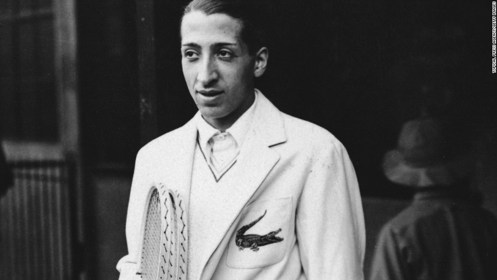 In the space of just four years, Rene Lacoste would become one of the most famous tennis players in France's history. He won the French Open at the age of 20 in 1925, eventually claiming a total of seven major singles championships on top of three doubles titles, while he was also ranked No. 1 in the world in 1926 and 1927.