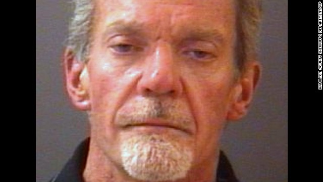 This mugshot provided by the Hamilton County Sheriff's Department shows Indianapolis Colts owner Jim Irsay.