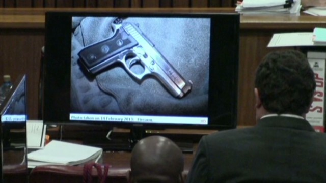 Oscar Pistorius trial week three