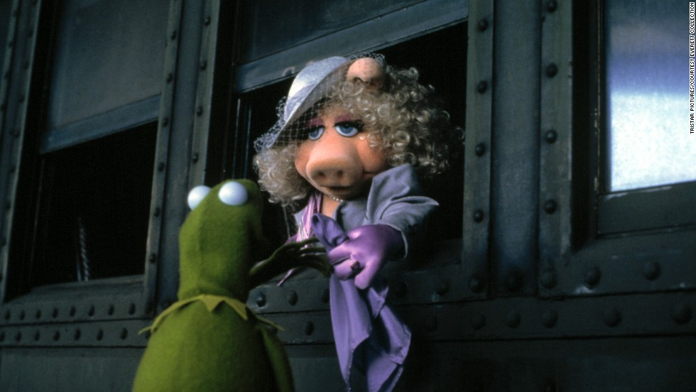 "By 1984's ""The Muppets Take Manhattan,"" Kermit and Piggy were finally making their unusual partnership official. <a href=""https://www.youtube.com/watch?feature=player_embedded&v=bFw4L7-AFdw"" target=""_blank"">There was an elaborate song-and-dance number, </a>and the duo <a href=""https://www.youtube.com/watch?v=g0P5FzSe3qw"" target=""_blank"">sang about how happy they'd make each other</a>. The ""Sesame Street"" crew risked not being able to find their way back home just to serve witness. All of that pomp and circumstance made us think the marriage was the real deal, but <a href=""http://www.canadianliving.com/blogs/life/2014/03/18/miss-piggy-fashion-kermit-and-divas/"" target=""_blank"">Piggy has said</a> the minister officiating had ""been defrocked."""